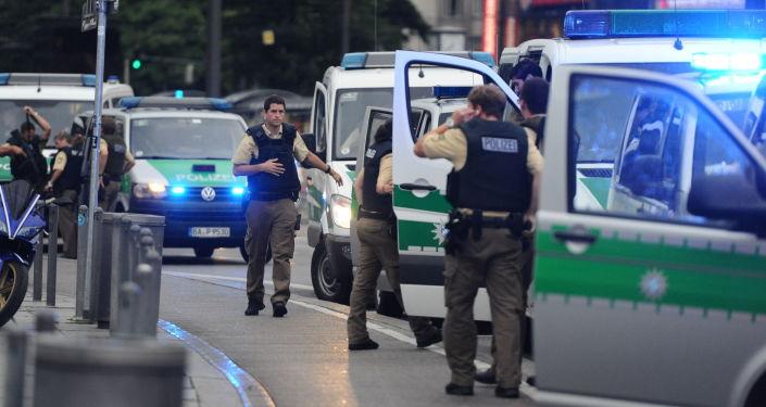 Střelba v Mnichově