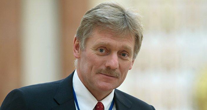 Kreml-Sprecher Dmitri Peskow