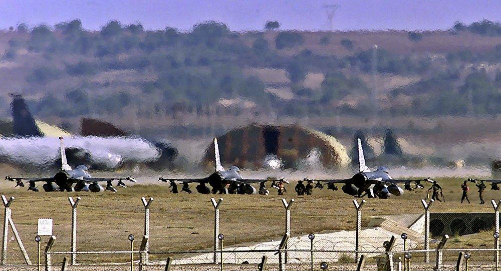 Základna Incirlik v Turecku