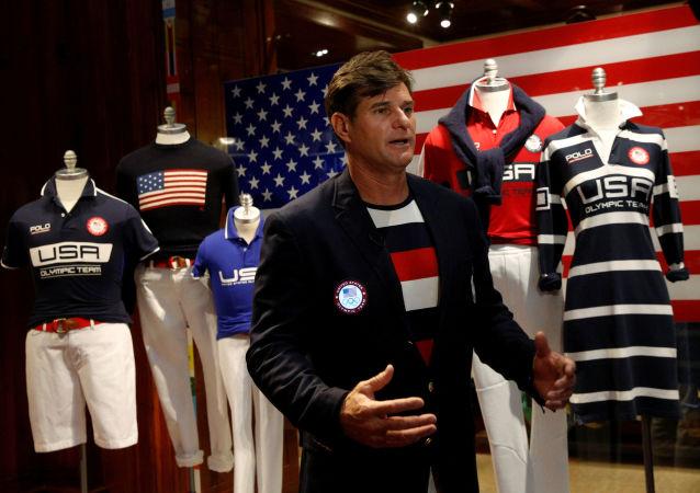 Uniforma americké reprezentace