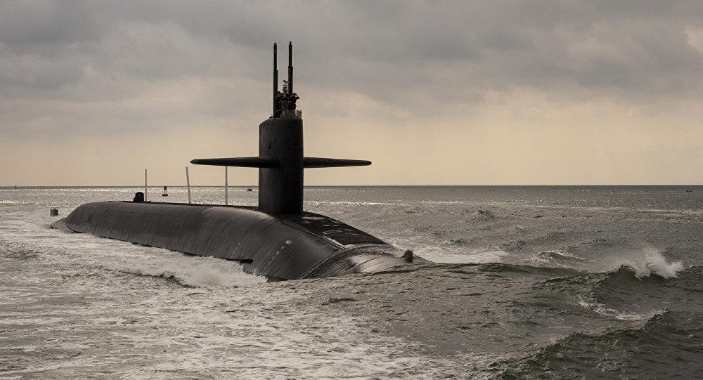 Ponorka třídy Ohio