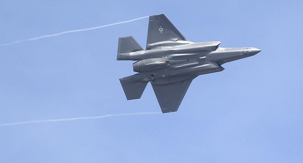 Americká stíhačka F-35