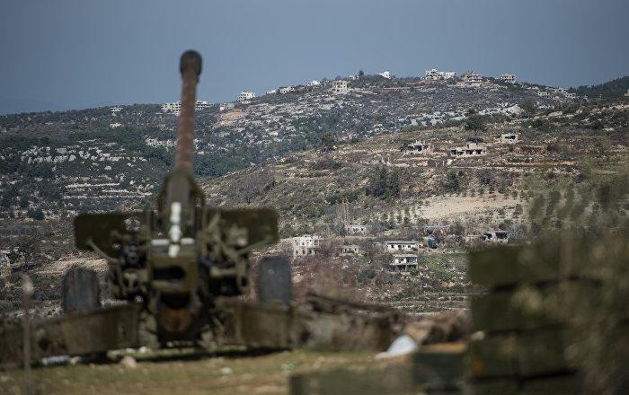 Syrská armáda. Ilustrační foto