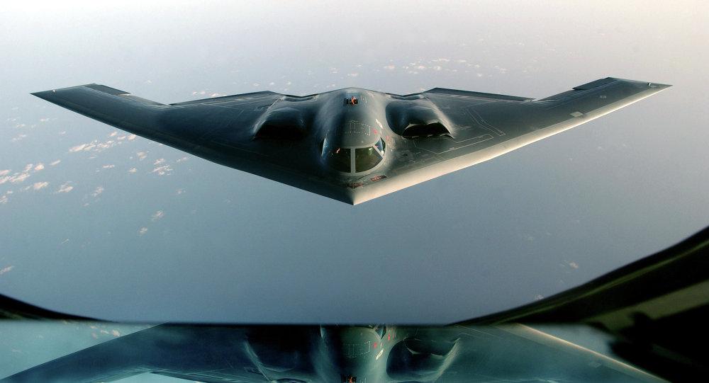 B-2 Spirit. Ilustrační foto