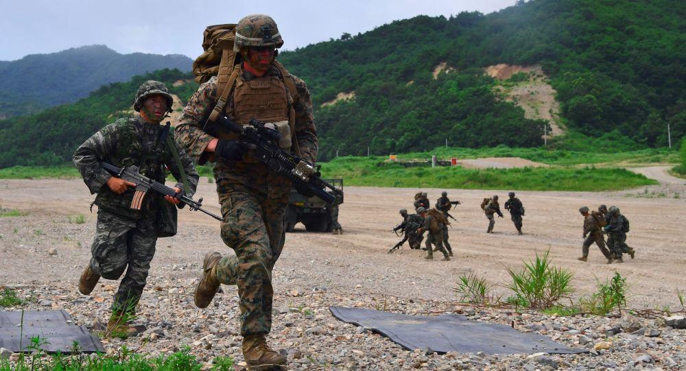 KLDR obvinila USA z příprav na biochemickou válku v Koreji.