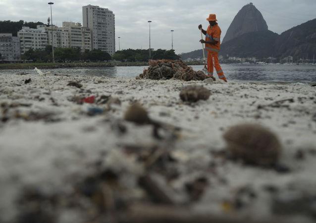 Ekologická situace v Riu de Janeiro před OH