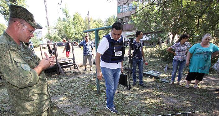 Monitoringová mise OBSE