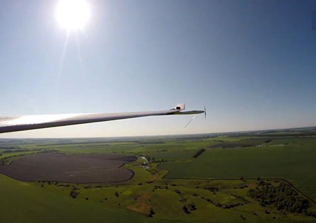 První let atmosferické družice Sova