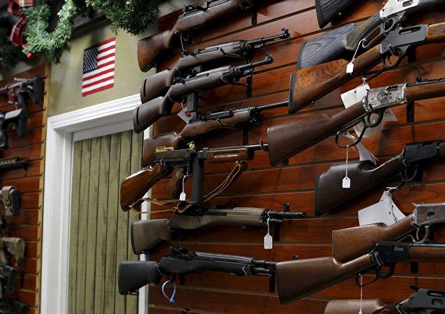 Americký obchod se zbraněmi