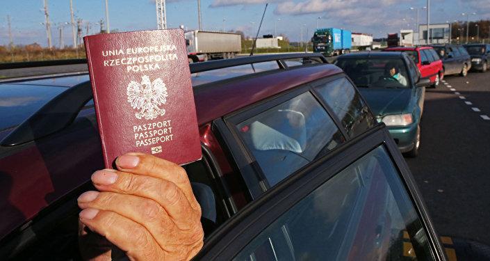 Polský pas