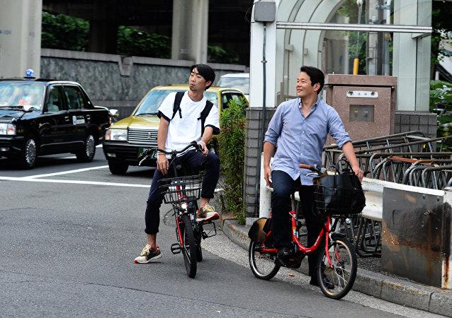 Obyvatelé Tokia