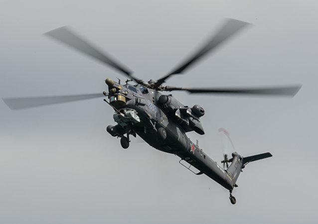 Vrtulník Mi-28N