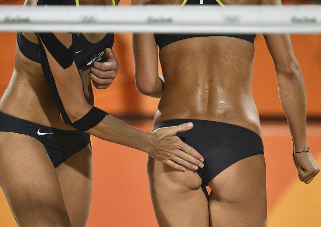 Krásná Olympiáda. Nejpřitažlivější sportovkyně v Riu.