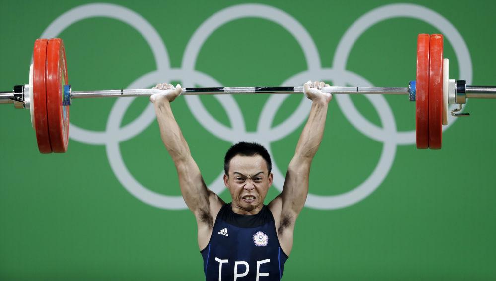 Vietnamský atleta Tan Či-Čang.