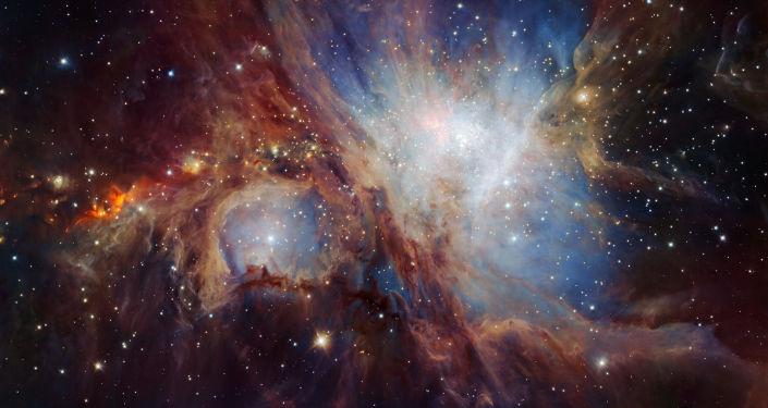 Mlhovina v Orionu