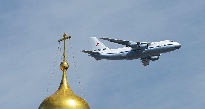 AN-124-100 Ruslan