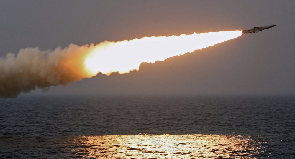 Vypálení rakety