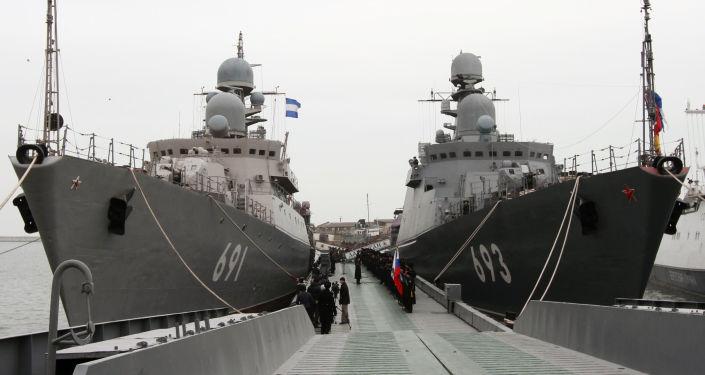 Raketové lodě Tatarstán a Dagestán