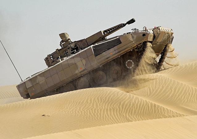 Obrněné vozidlo Puma