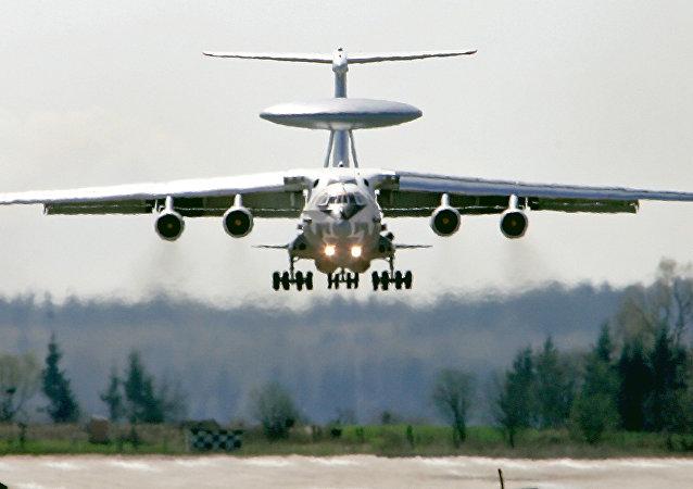 Radarový letoun A-50