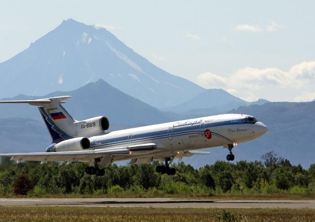 Tu-154 zůstal až do konce prvního desetiletí 21. století jedním ze základních letounů na středně dlouhých strasách v Rusku.