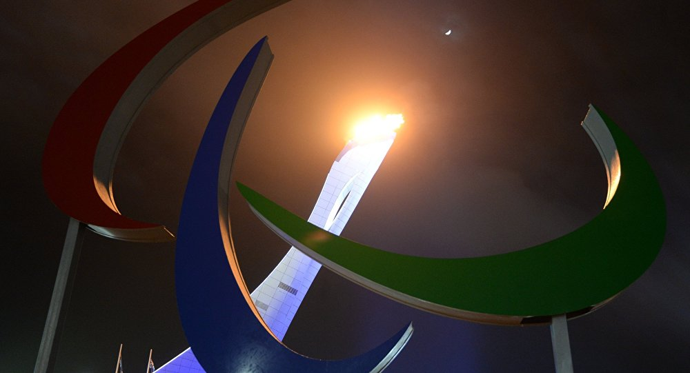 Symbol Paralympiády
