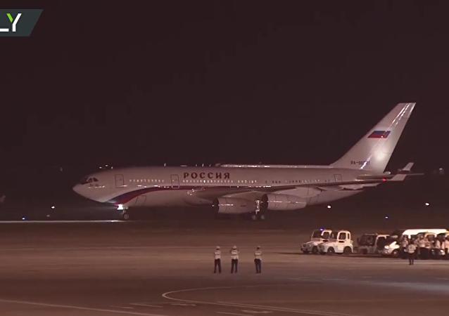 Putin zavítal do Číny na summit G20. VIDEO