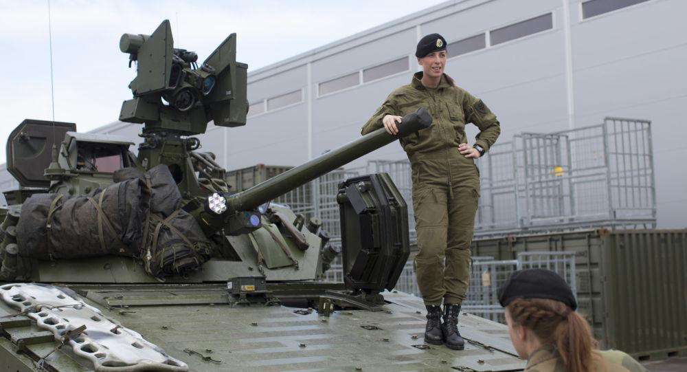 Obrněný transportér CV90