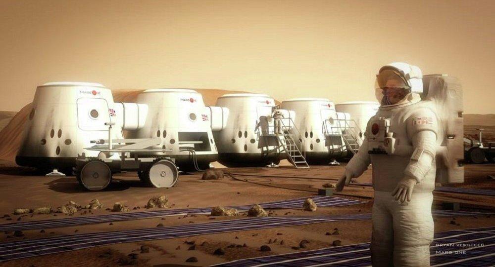 Kolonizace Marsu