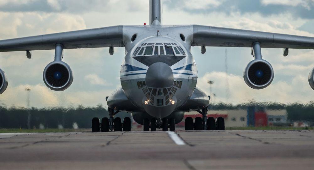 Letadlo Il-76
