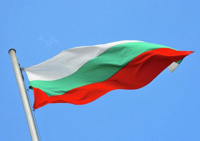 Bulharská vlajka