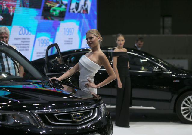 Moskevská mezinárodní výstava automobilů
