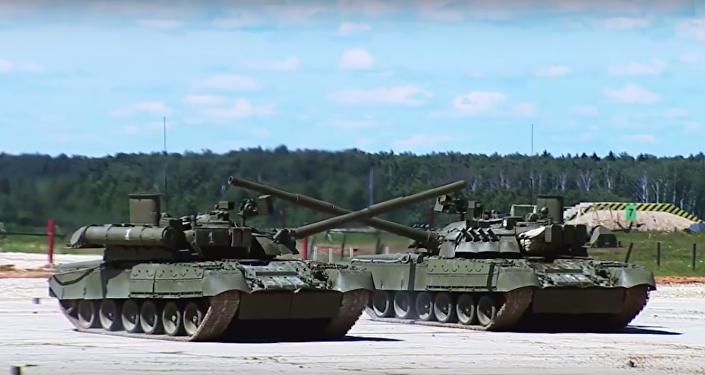 Ministerstvo obrany Ruska poprvé publikovalo video bojových možností Armaty