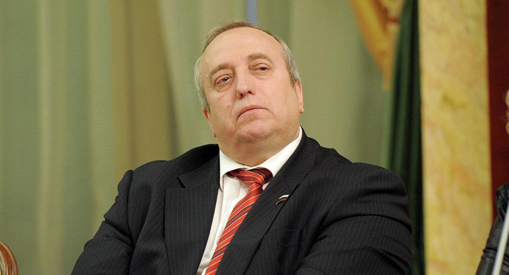 První náměstek předsedy Rady federace pro obranu a bezpečnost Franc Klincevič