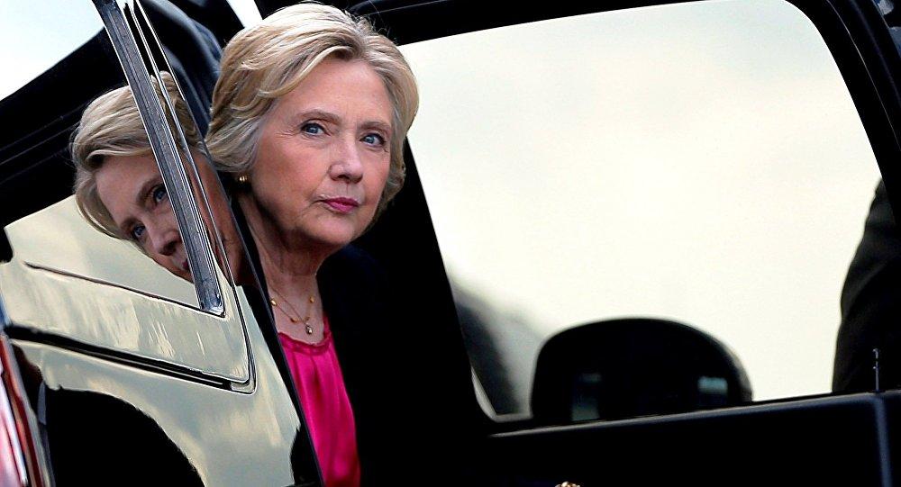 Hillary Clintonová. Ilustrační foto
