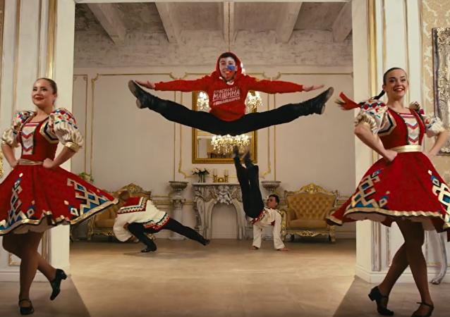 Světový šampionát v hokeji: Rudá mašina. Made in Russia