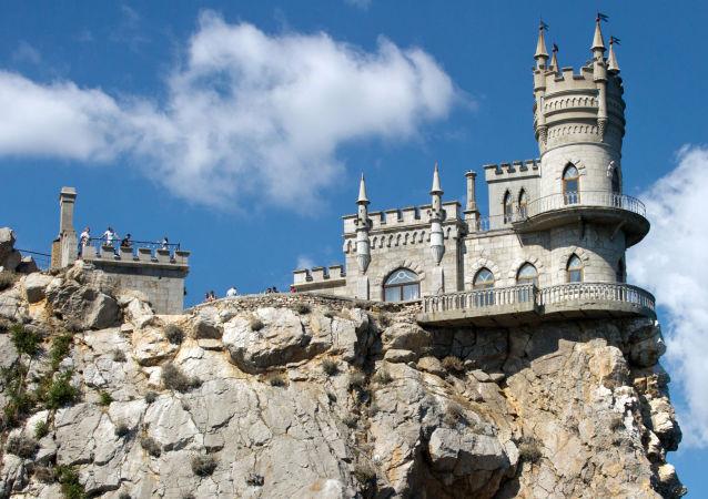 Vlaštovčí hnízdo, Krym