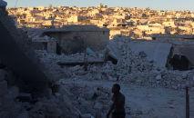 Tábor Handarát na předměstí Aleppa