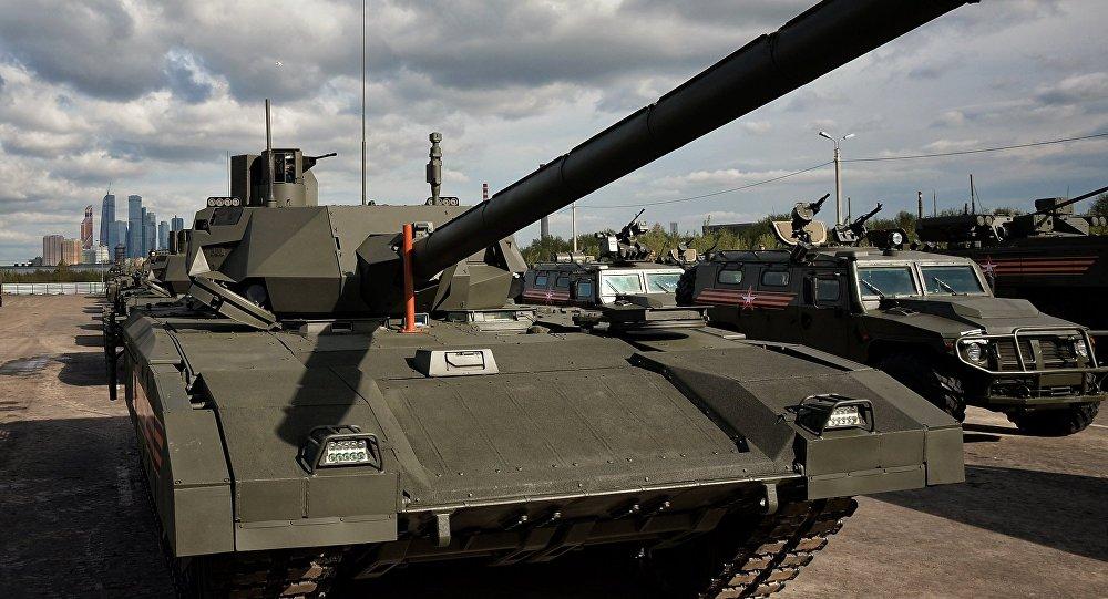 Schützenpanzer T-14 Armata