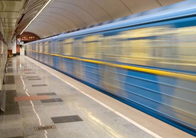 Stanice metra v Kyjevě
