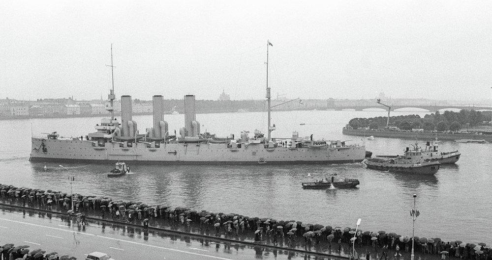 Aurora: legendární loď, která jedním výstřelem změnila ruské dějiny