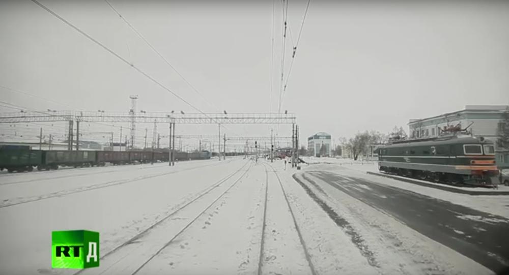 Dokumentární seriál. Transsibiřská odysseia (5. díl)