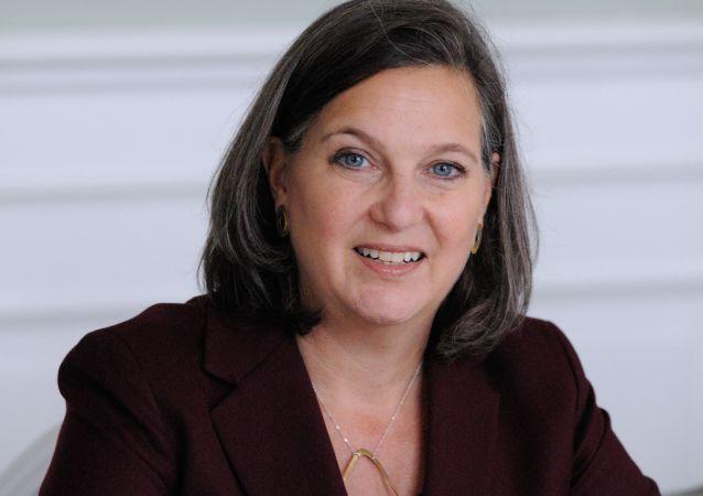 Asistentka ministra zahraničních věcí USA Viktoria Nulandová