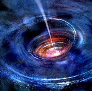 Černá díra (ilustrační snímek)