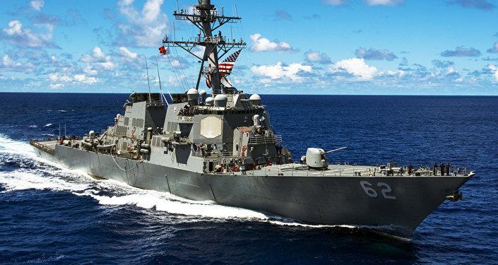 Americký torpédoborec třídy Arleigh Burke