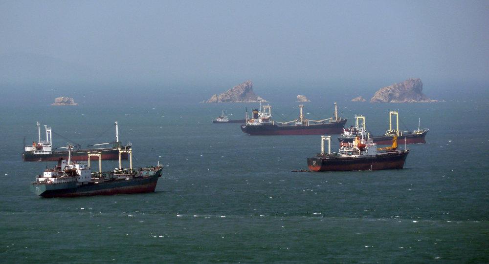 Severokorejské lodě