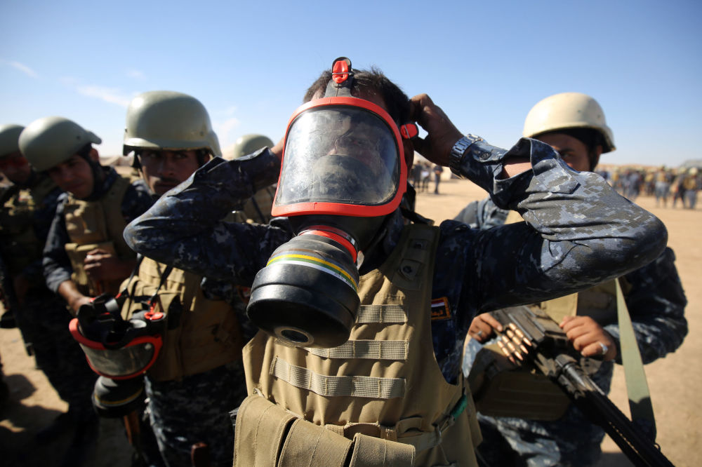 Operace Kurdů a iráckých síl v Mosulu