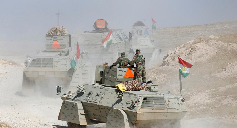 útok v Mosulu
