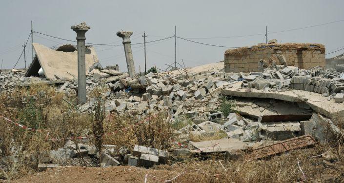 Irácký Kirkúk. Ilustrační foto
