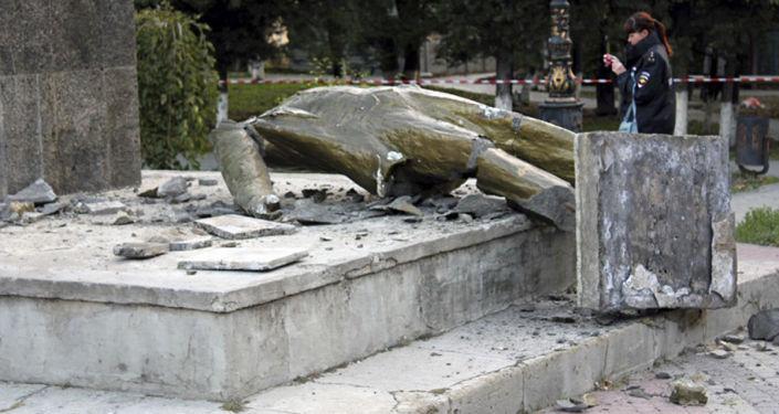 Leninův pomník